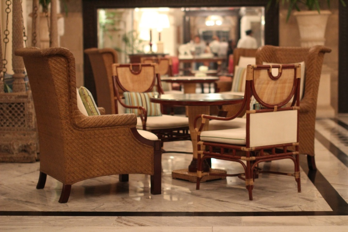 TAJ lounge