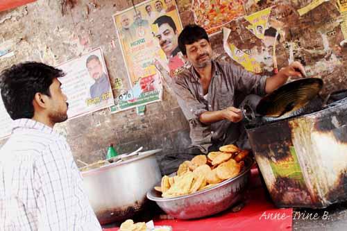 Sabzi market  Delhi (2)