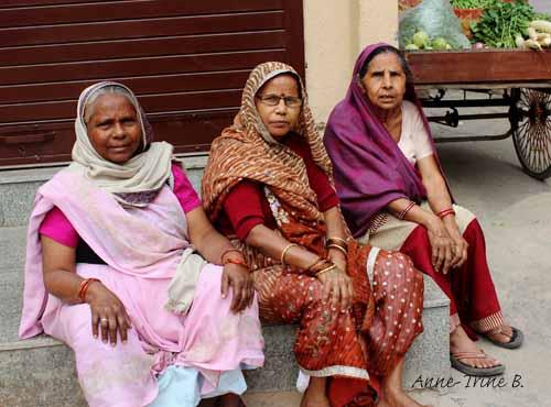 Sabzi market  Delhi (7)