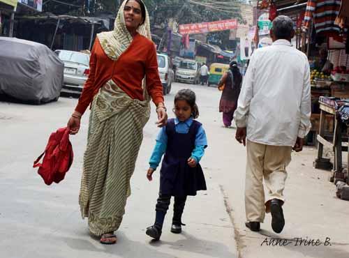 Sabzi market  Delhi (9)